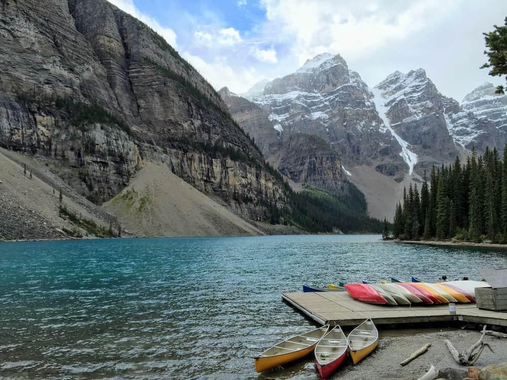 MoraineLake Banff