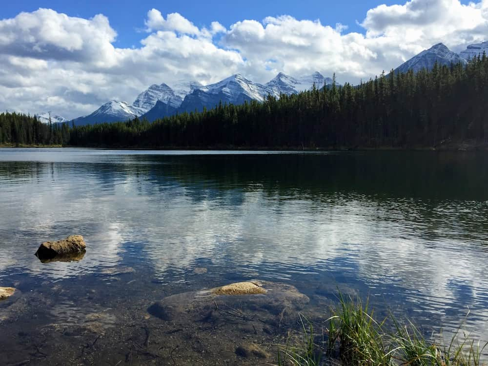 ReflectionPool Banff