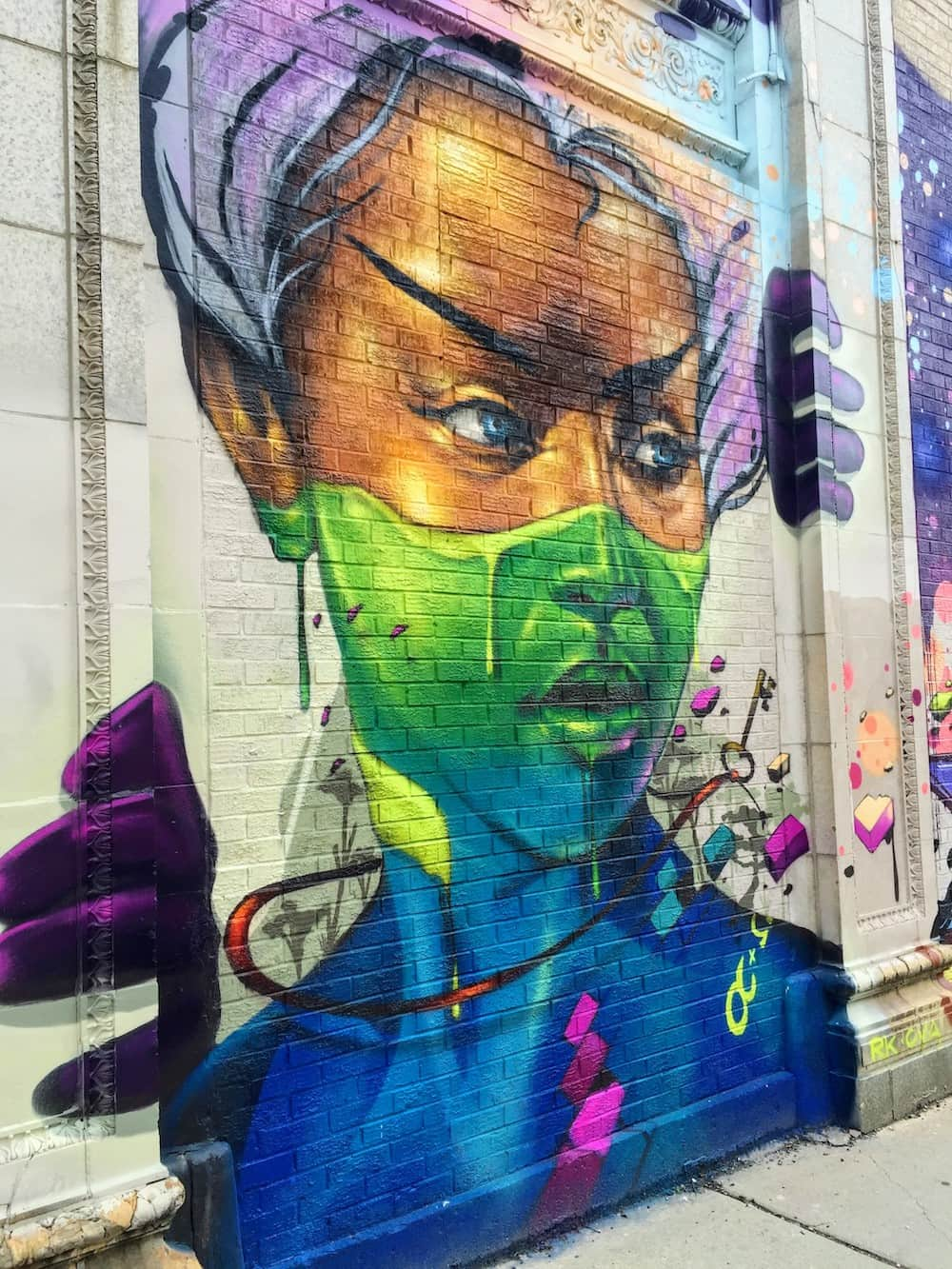 Graffiti chicago