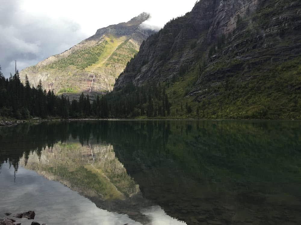 MirrorPond glacier