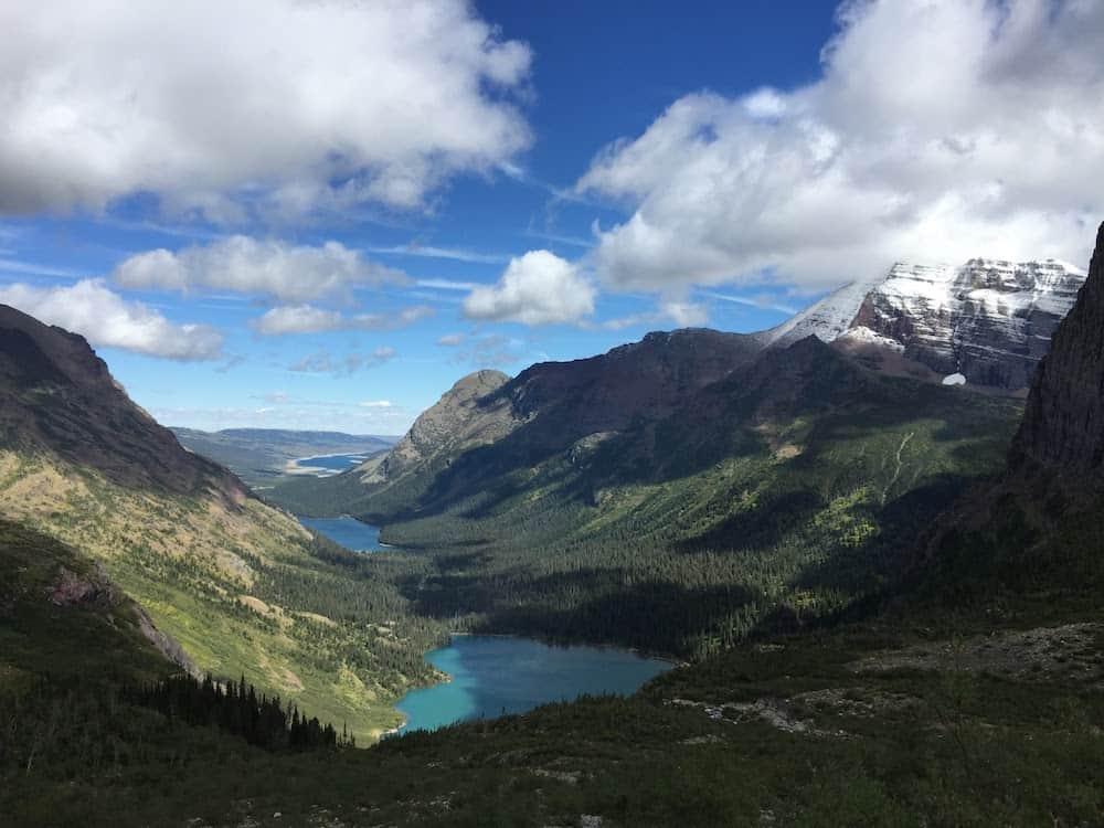 ThreeLakes glacier