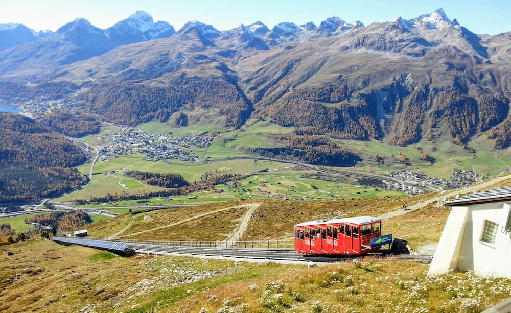 Bahn switzerland