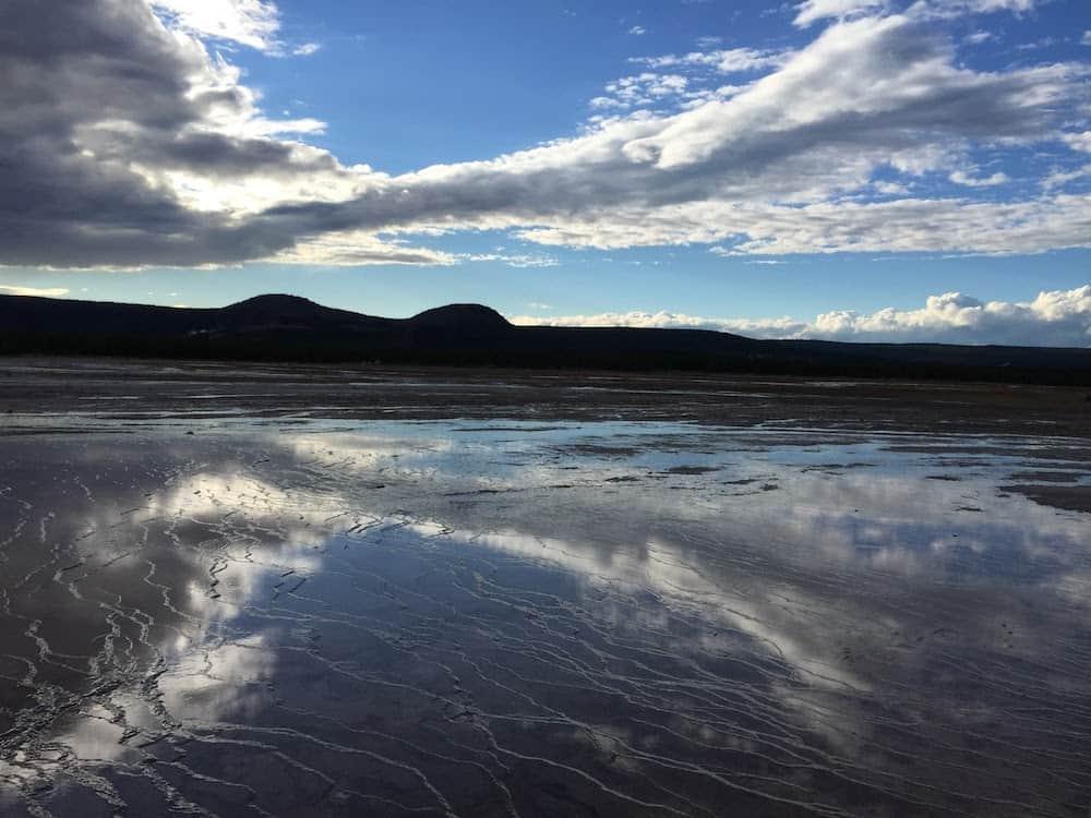 CloudsOnGround yellowstone